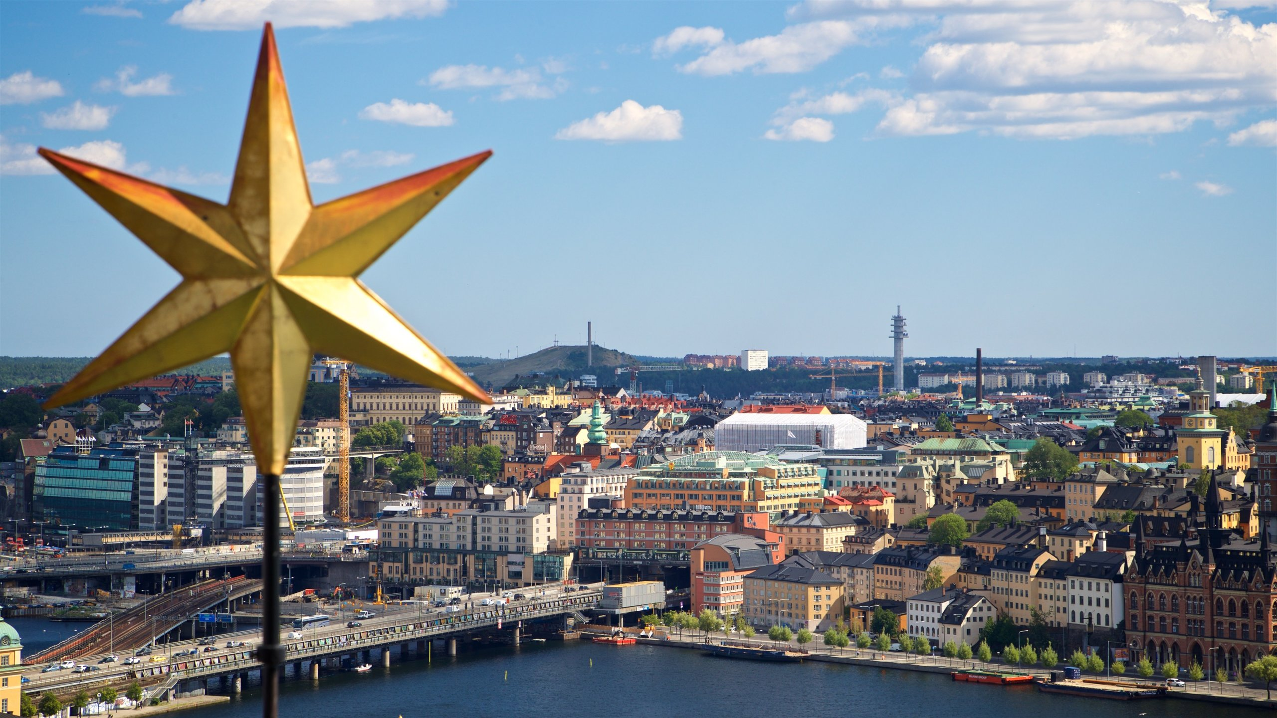 Stockholm City Hall, Stockholm, Stockholm County, Sweden