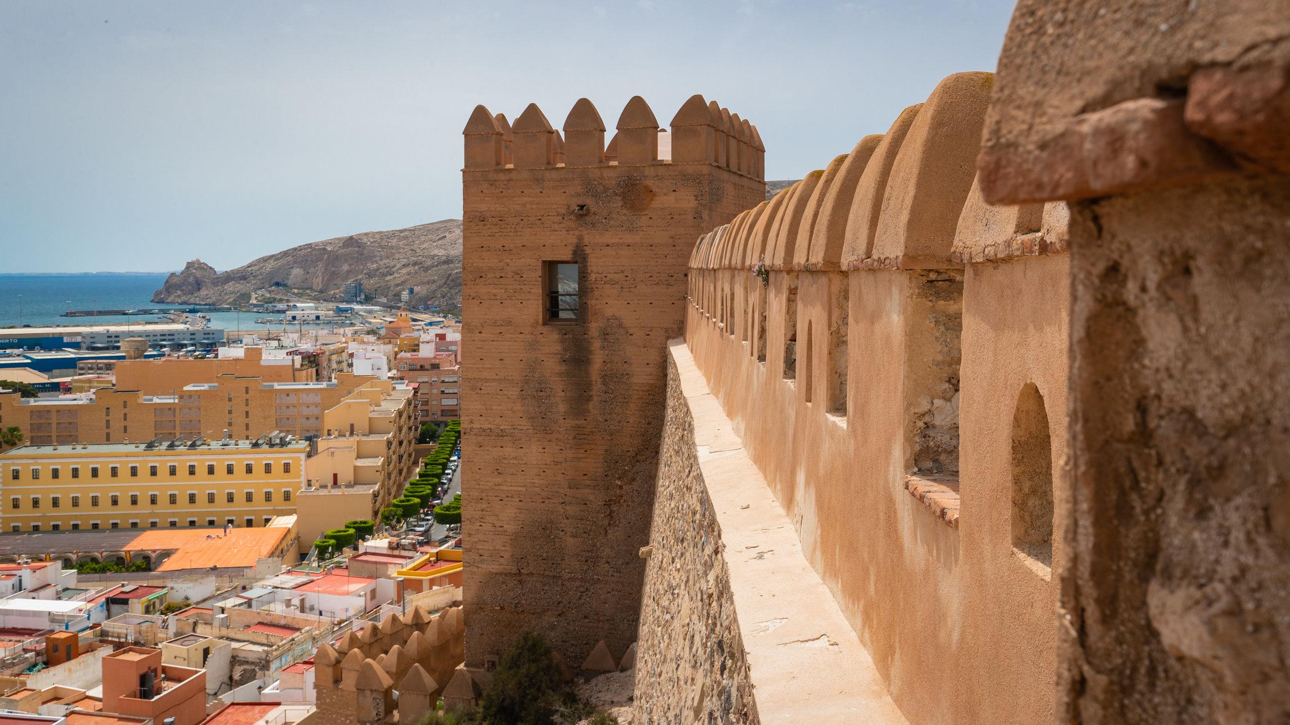 Costa de Almeria, Spain