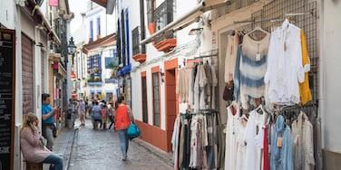 Barrio judío, Córdoba, Andalucía, España