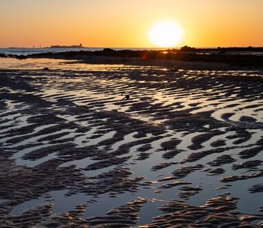 La Barrosa Beach