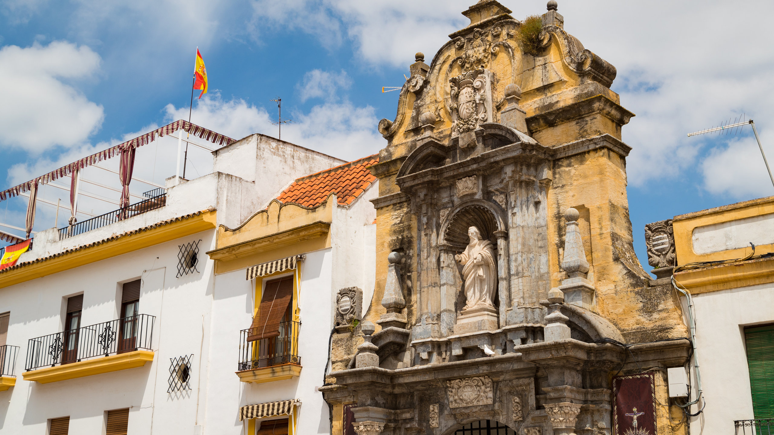 San Andrés-San Pablo, Córdoba, Andalucía, España