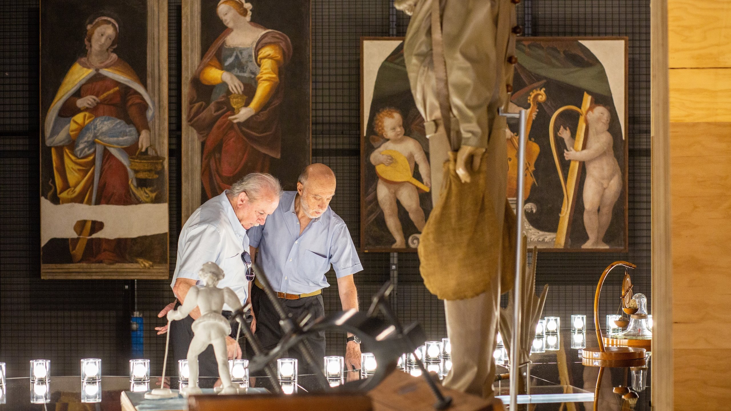 Leonardo da Vinci Museum of Science and Technology, Milan, Lombardy, Italy