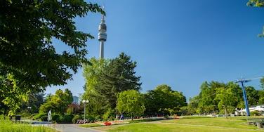 Westfalenpark Dortmund featuring a park