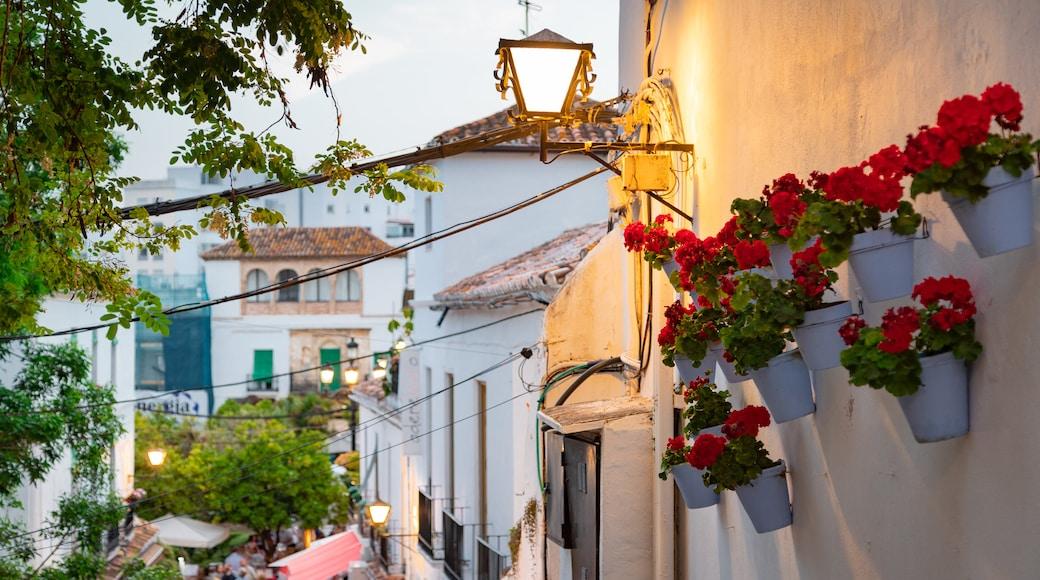 Marbellas historiska stadsdel