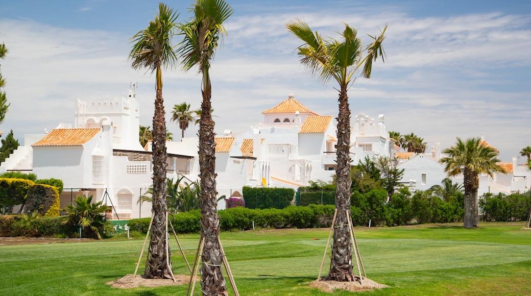 Playa Serena Golf Course showing golf