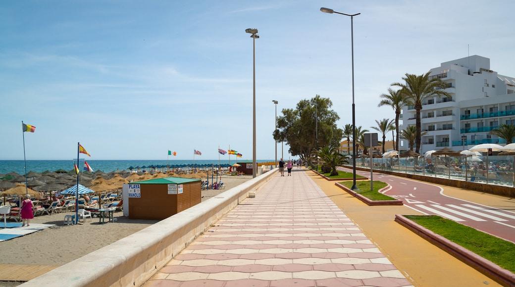 Playa Serena featuring a coastal town and general coastal views