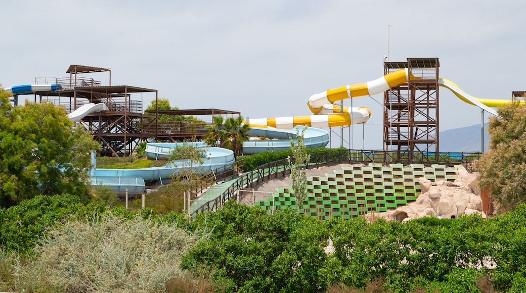 Mario Park featuring a waterpark and landscape views