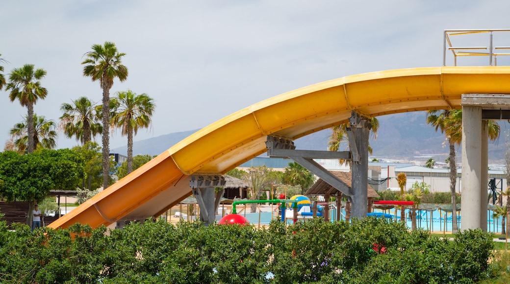 Mario Park featuring a waterpark