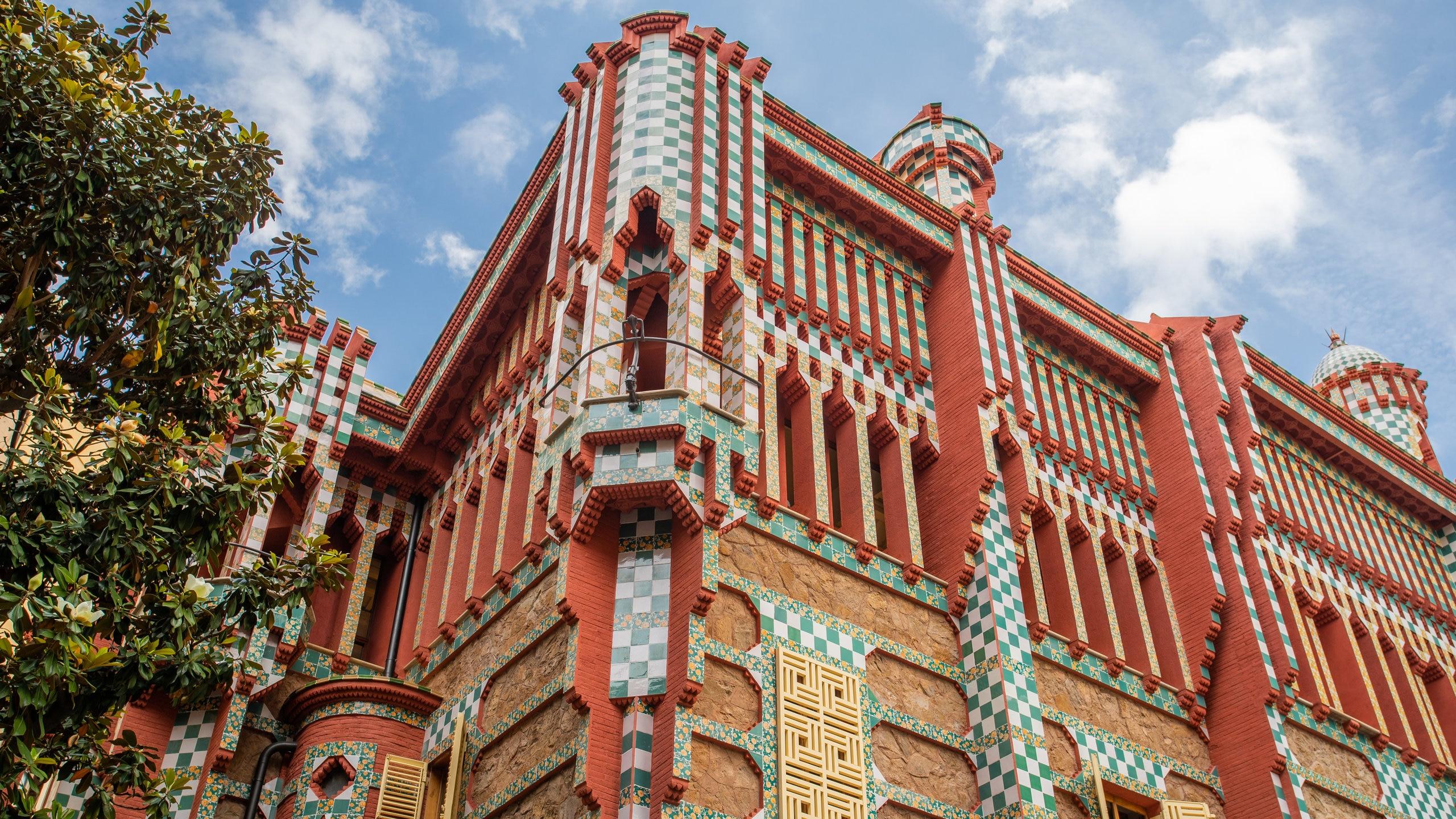la Vila de Gràcia, Barcelona, Catalonia, Spain