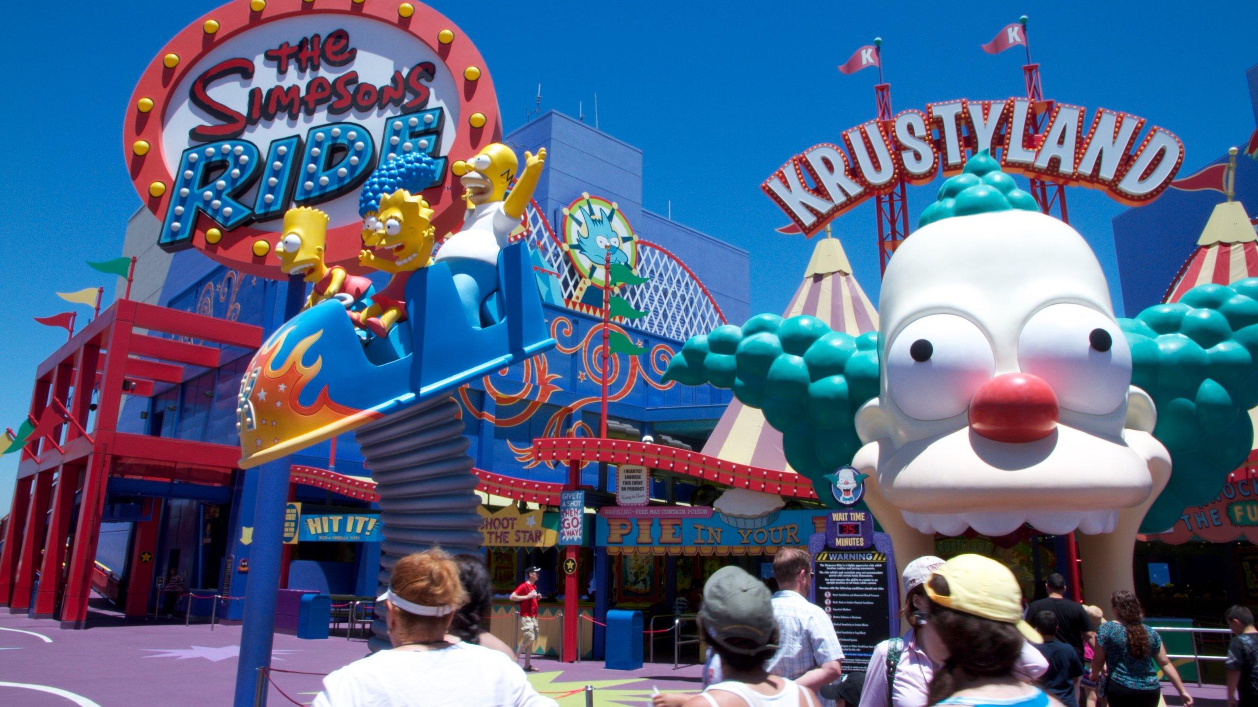 Parco Divertimenti Universal Studios Hollywood™, Universal City, California, Stati Uniti d'America