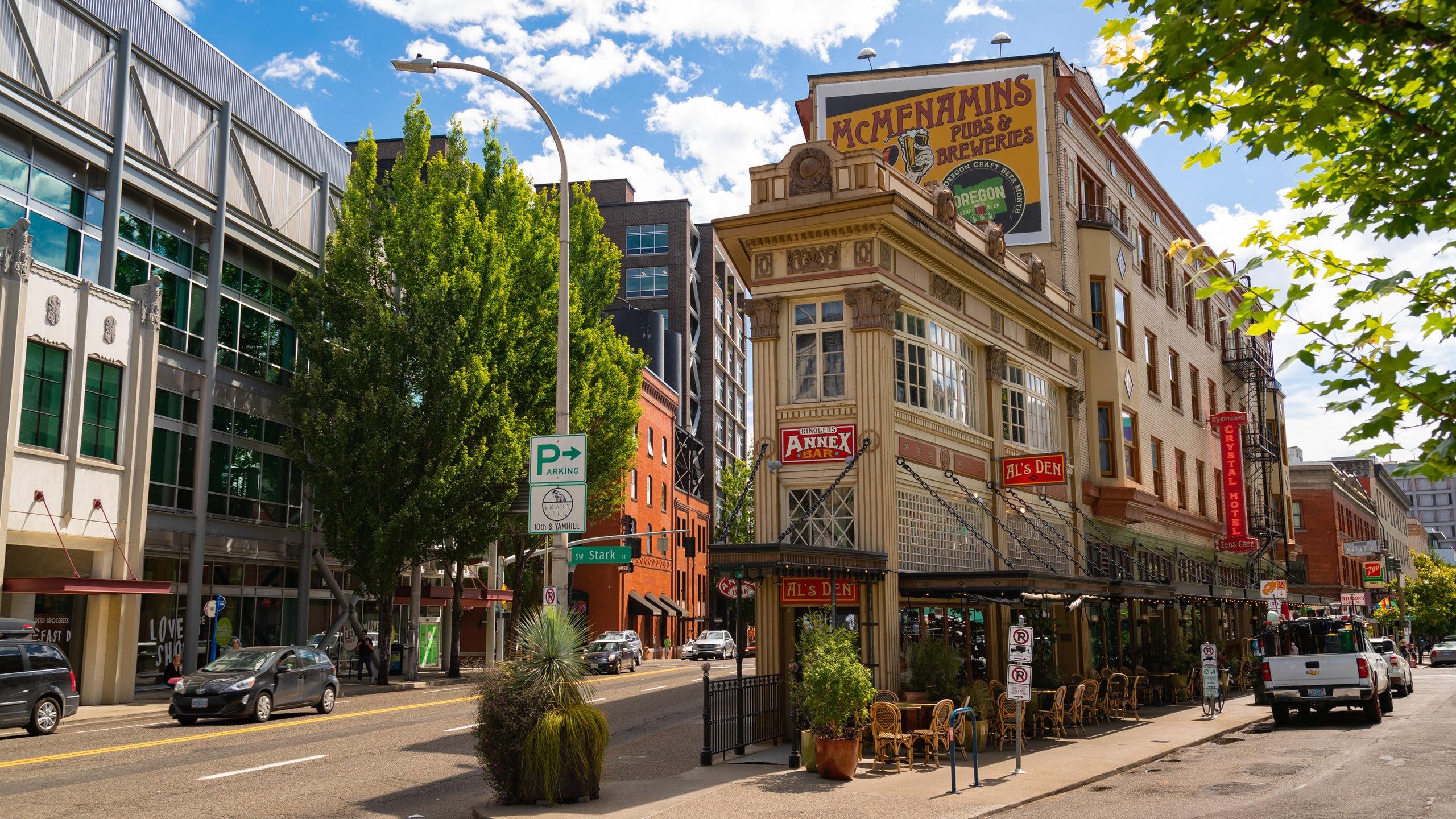 Pearl District, Portland, Oregon, Verenigde Staten