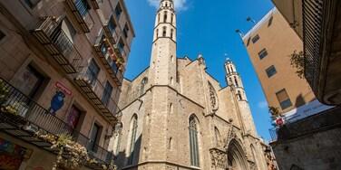 Centro de la ciudad de Barcelona, Barcelona, Cataluña, España
