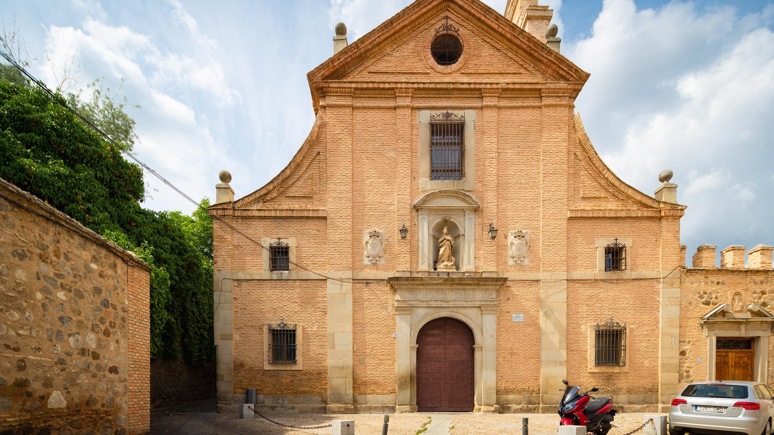 Convento de las Carmelitas Descalzos, Toledo, Castilla - La Mancha, Spanje