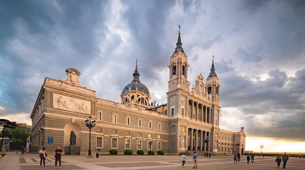 Cathédrale de l'Almudena