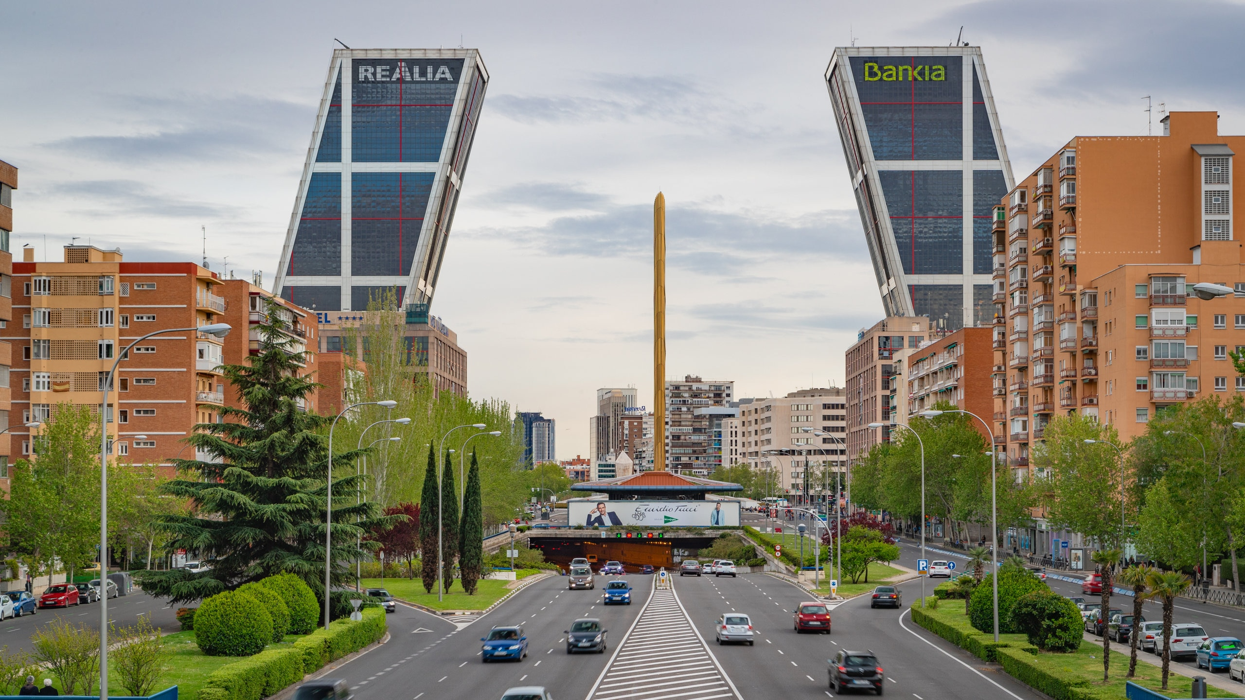 Top 10 Hotels Closest To Plaza De Castilla In Madrid From