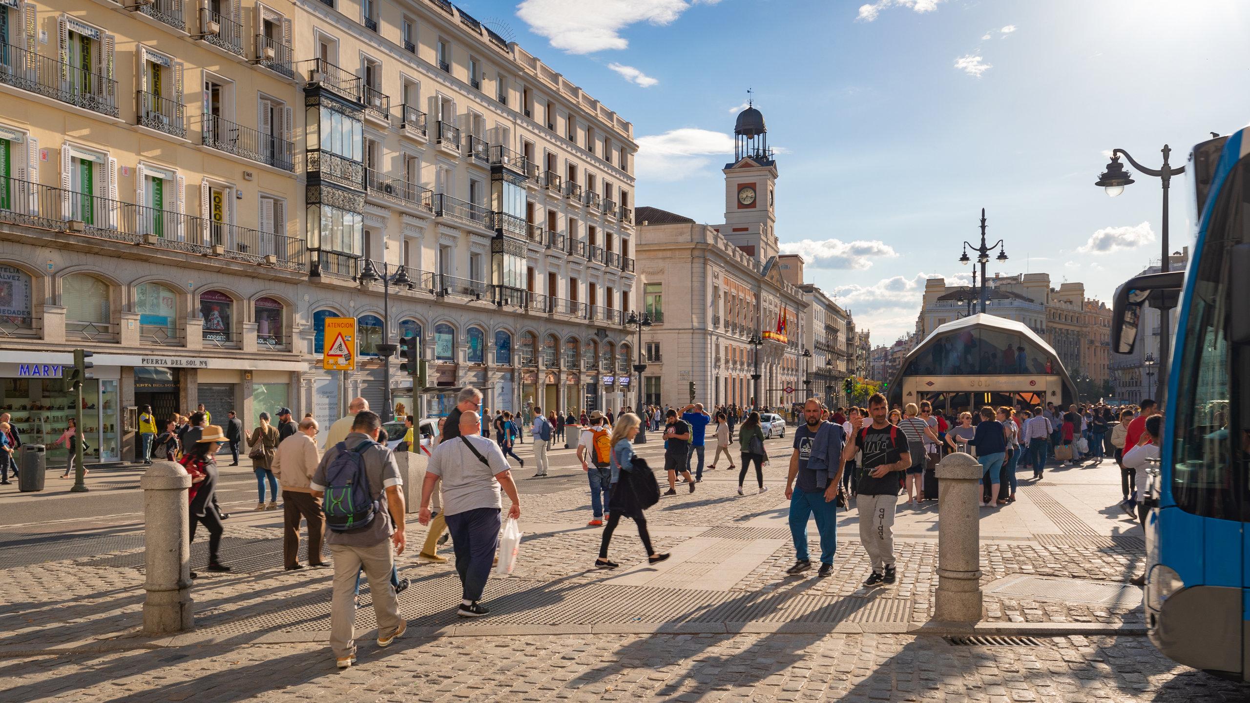 Madrid Centro, Madrid, Community of Madrid, Spain