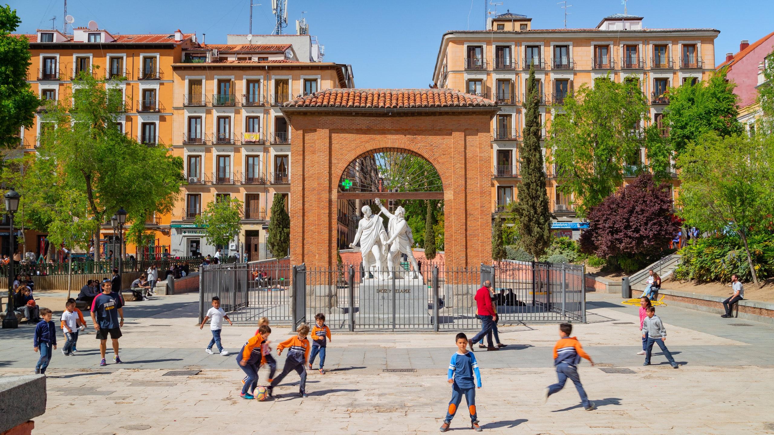 Malasana, Madrid, Community of Madrid, Spain