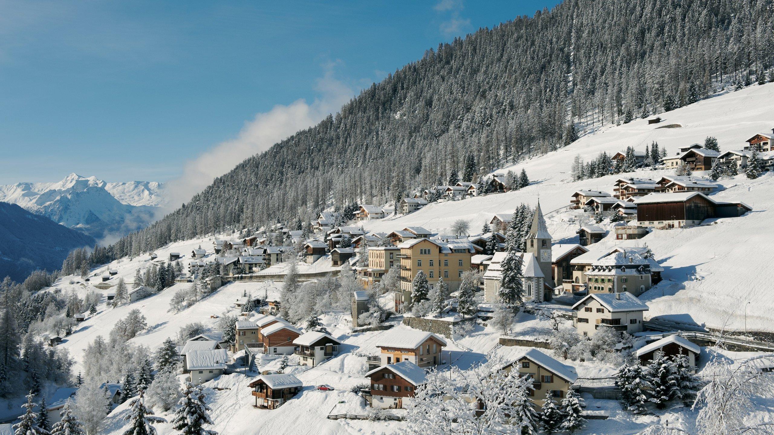 Davos, Graubünden, Schweiz