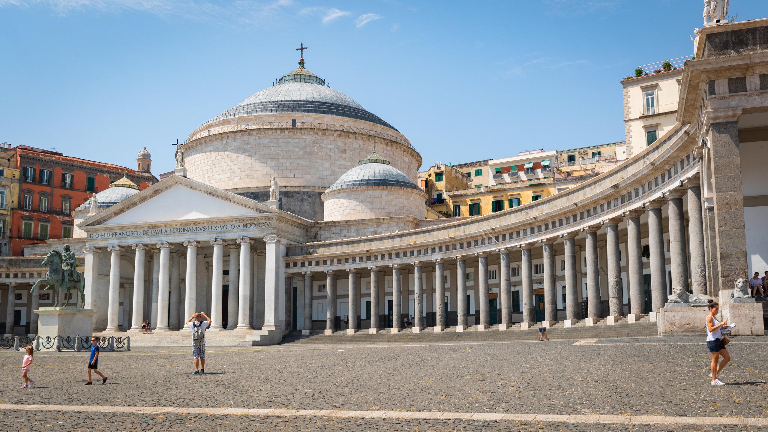 Historical Center, Naples, Campania, Italy