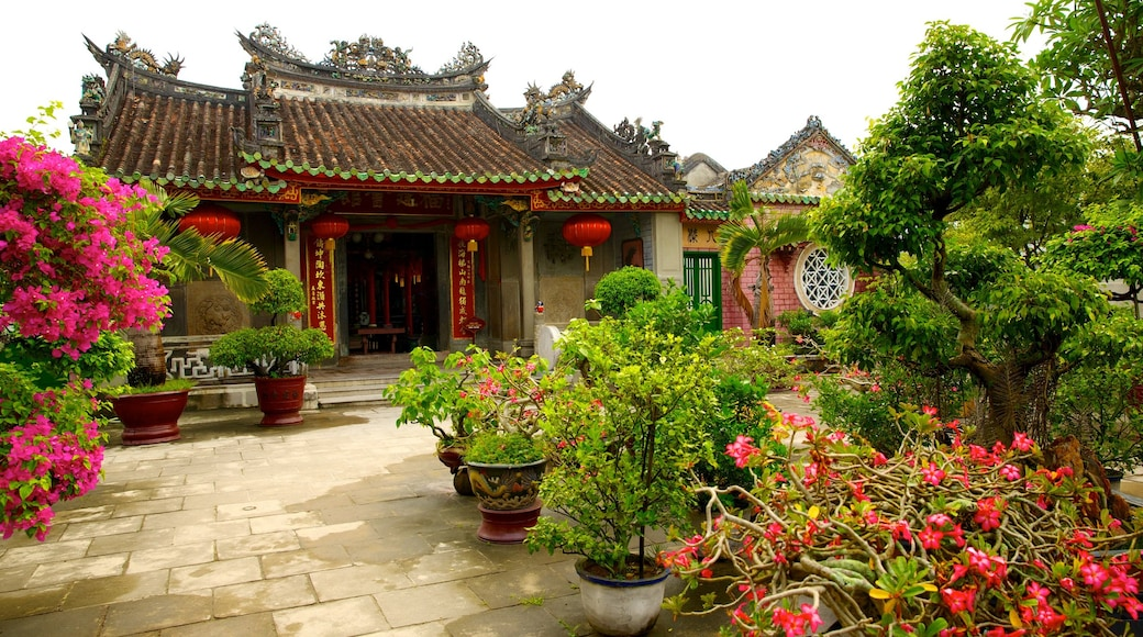 Assembly Hall of the Fujian Chinese Congregation featuring heritage architecture
