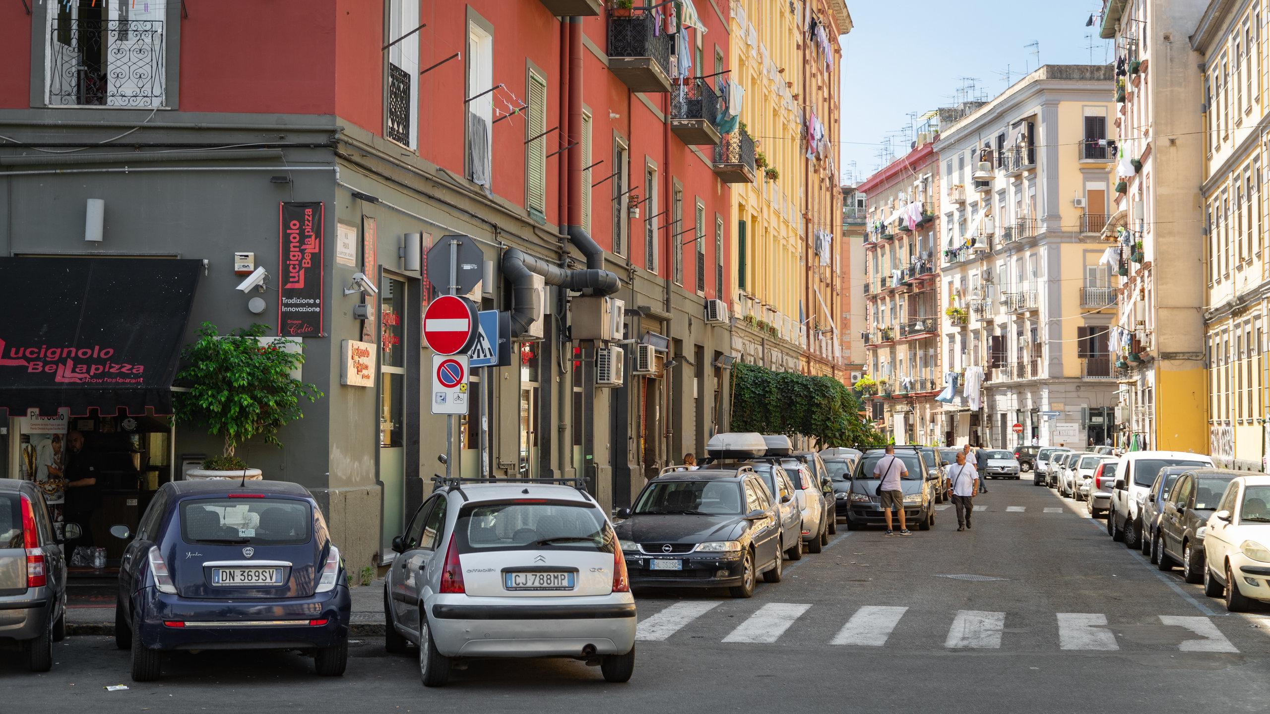 Vasto, Naples, Campania, Italy
