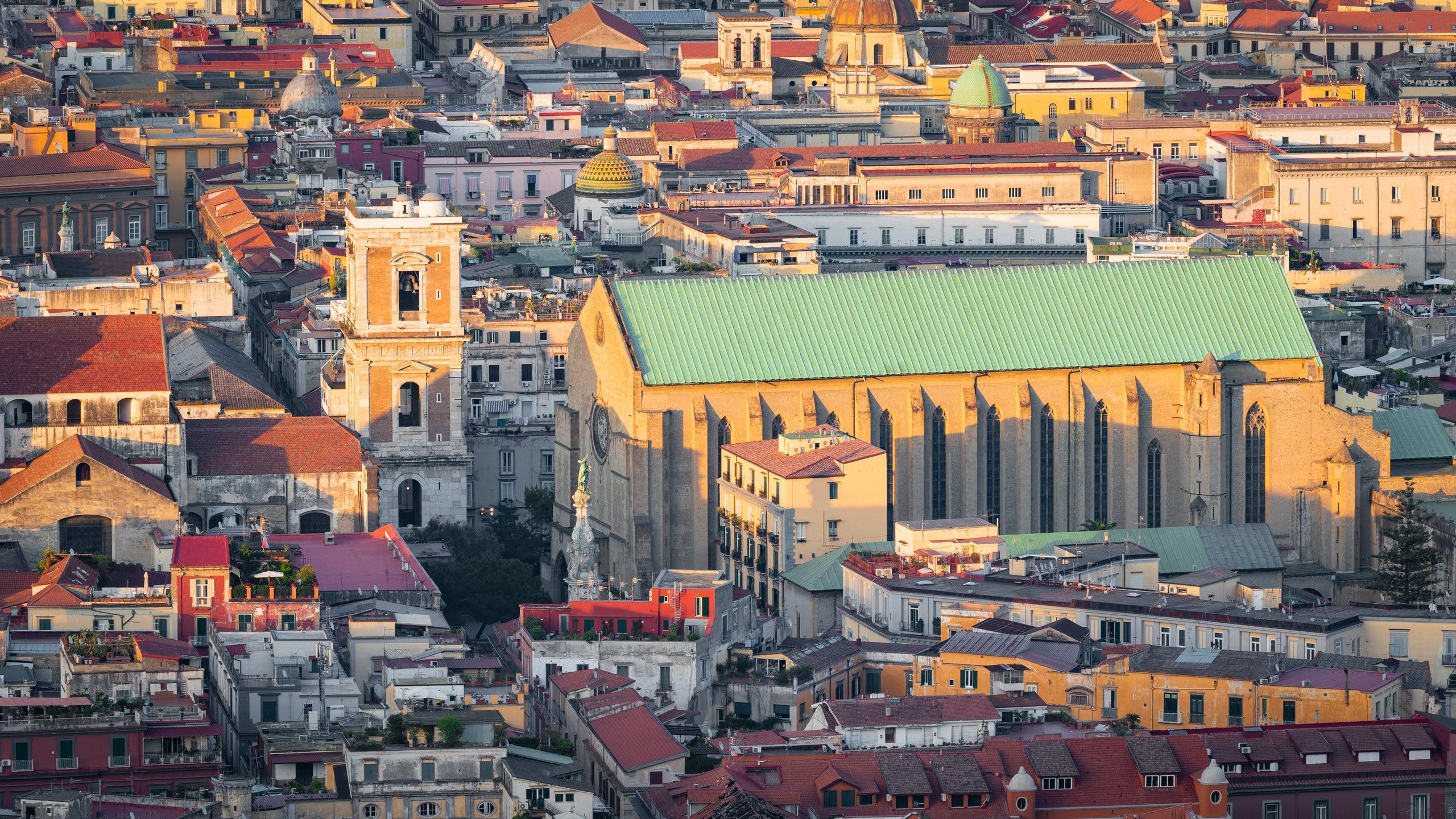 Hotel Neapel Zentrum
