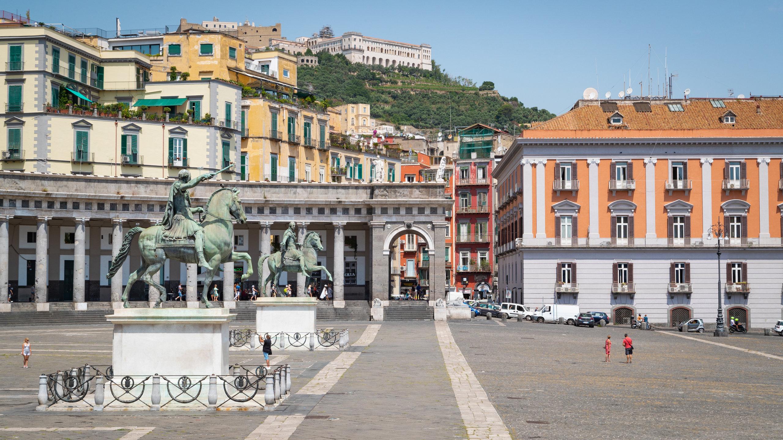 Vomero, Napoli, Campania, Italia