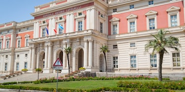Zona Ospedaliera, Napoli, Campania, Italia