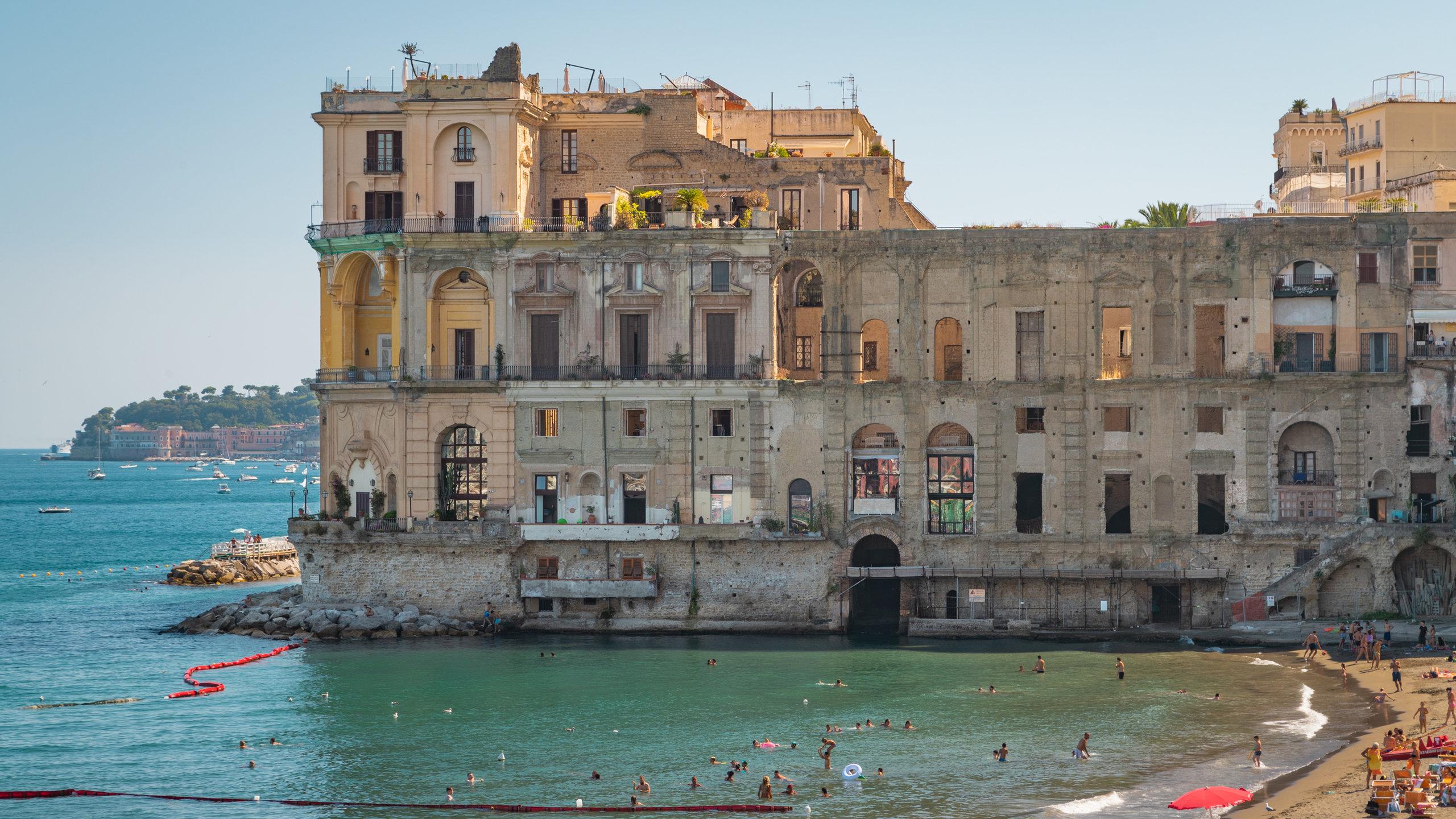 Posillipo, Naples, Campania, Italy