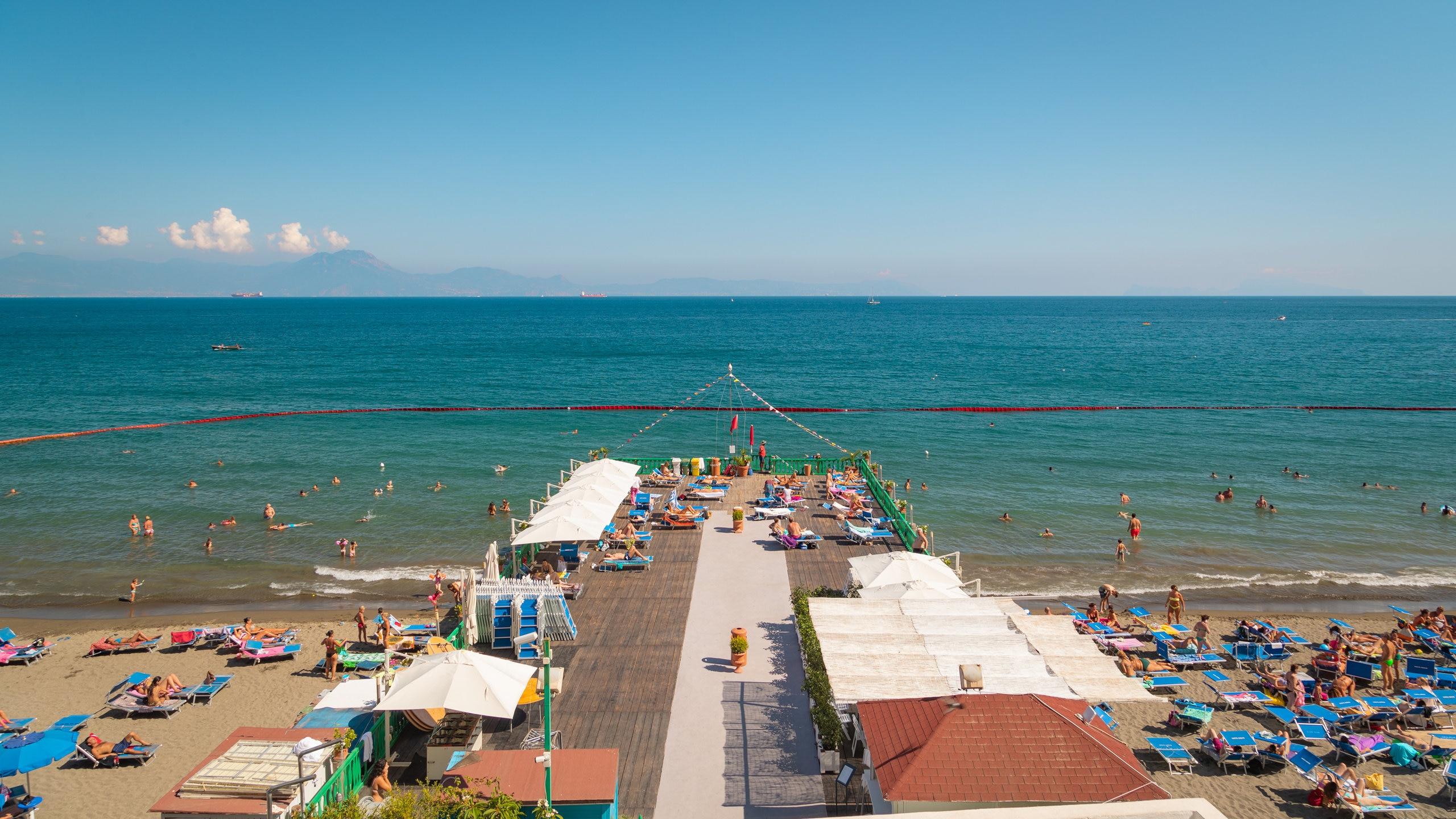 De Flegræiske Marker, Napoli, Campania, Italien