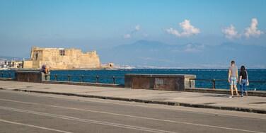 Mergellina, Nápoles, Campania, Italia