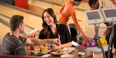 Walt Disney World® area which includes food, dining out and interior views