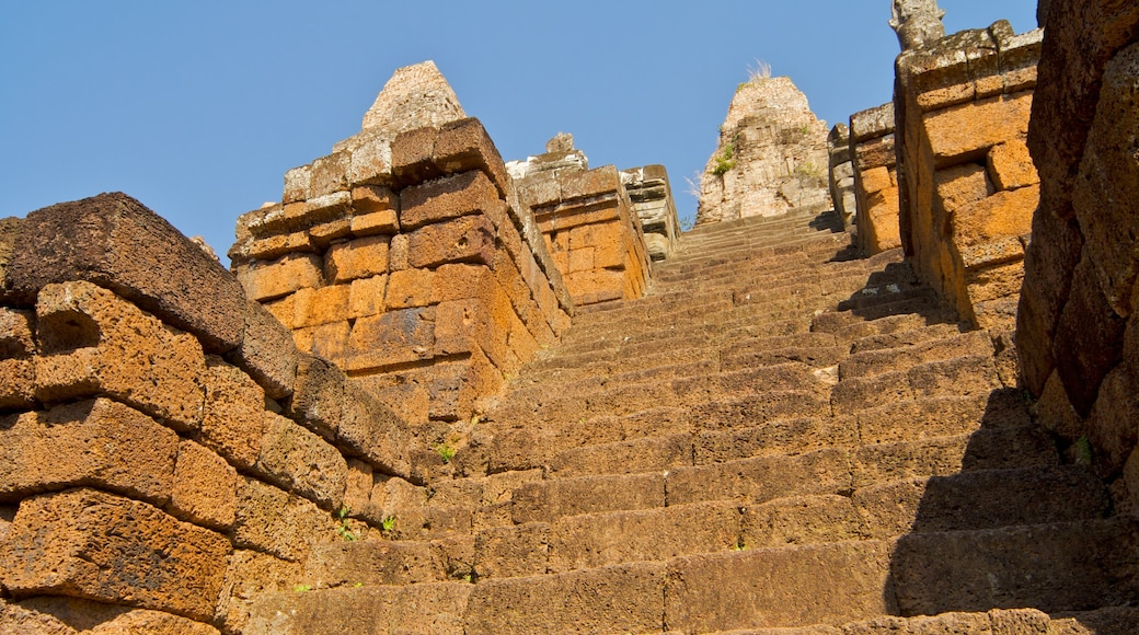 Siem Reap featuring a temple or place of worship