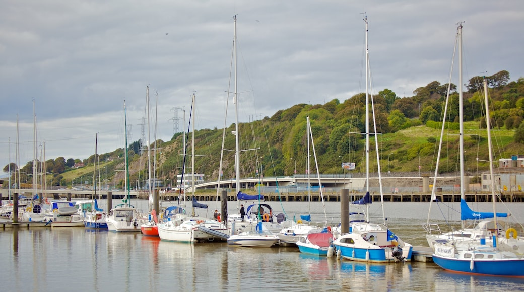 Waterford featuring boating and a bay or harbour
