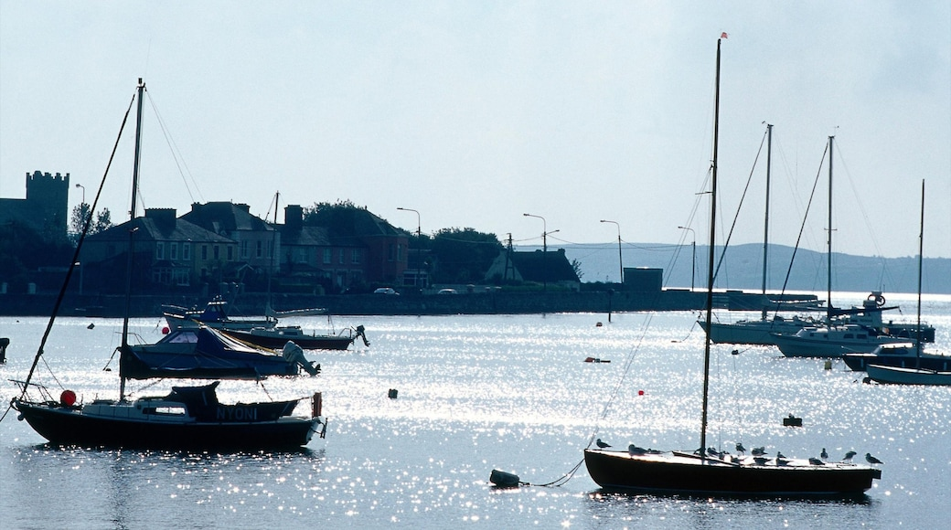 Waterford featuring boating, a bay or harbour and a coastal town