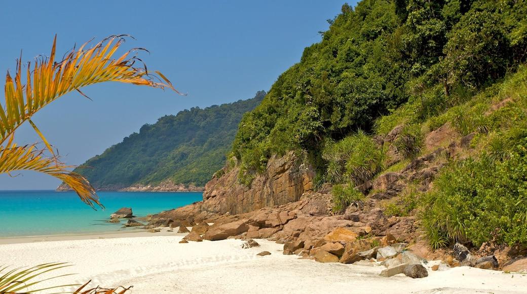 熱浪島 其中包括 海灘, 熱帶風景 和 山水美景