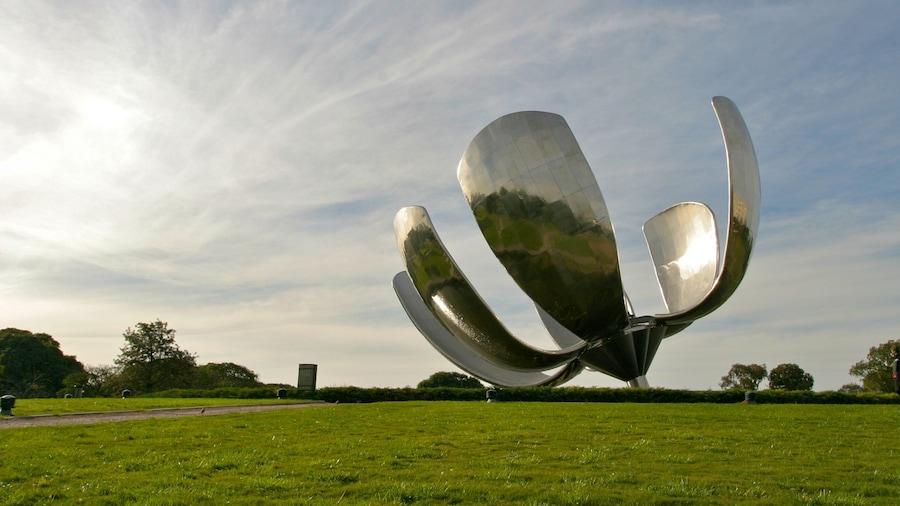 Buenos Aires ofreciendo arte