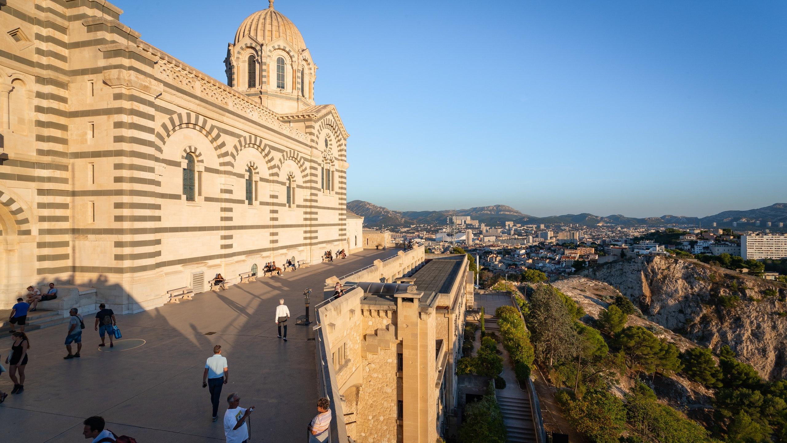 6. Arrondissement, Marseille, Bouches-du-Rhône (Département), Frankreich