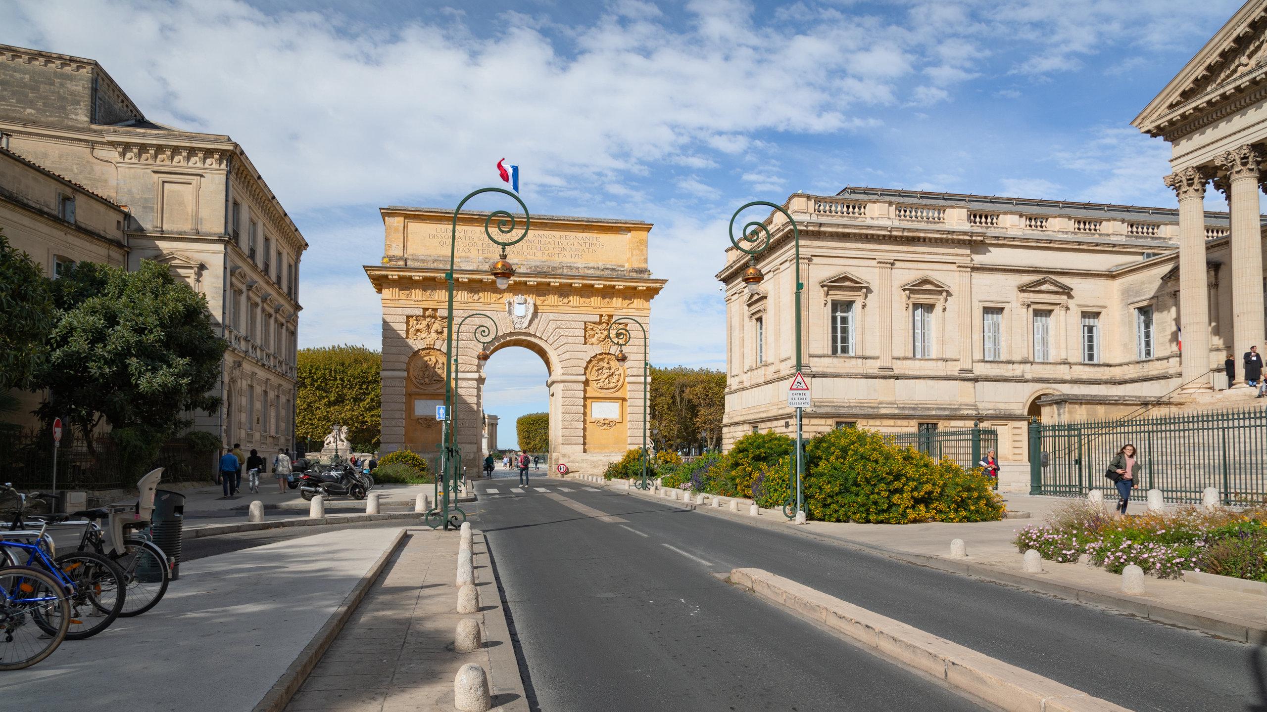 Montpellier, Herault, France