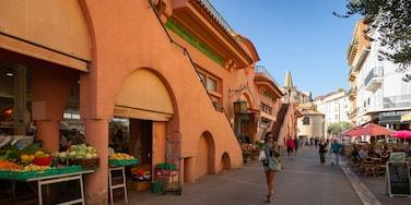 Stadtzentrum von Cannes, Cannes, Département Alpes-Maritimes, Frankreich