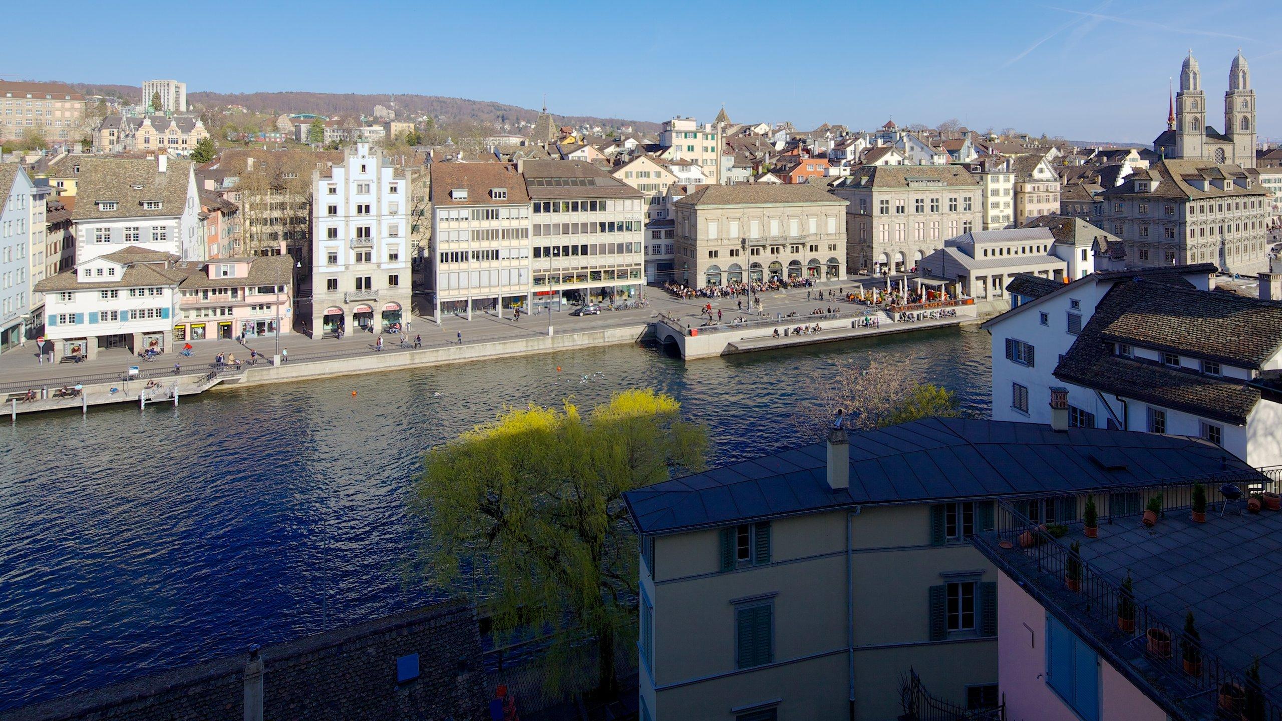 Zürich, Canton of Zurich, Switzerland