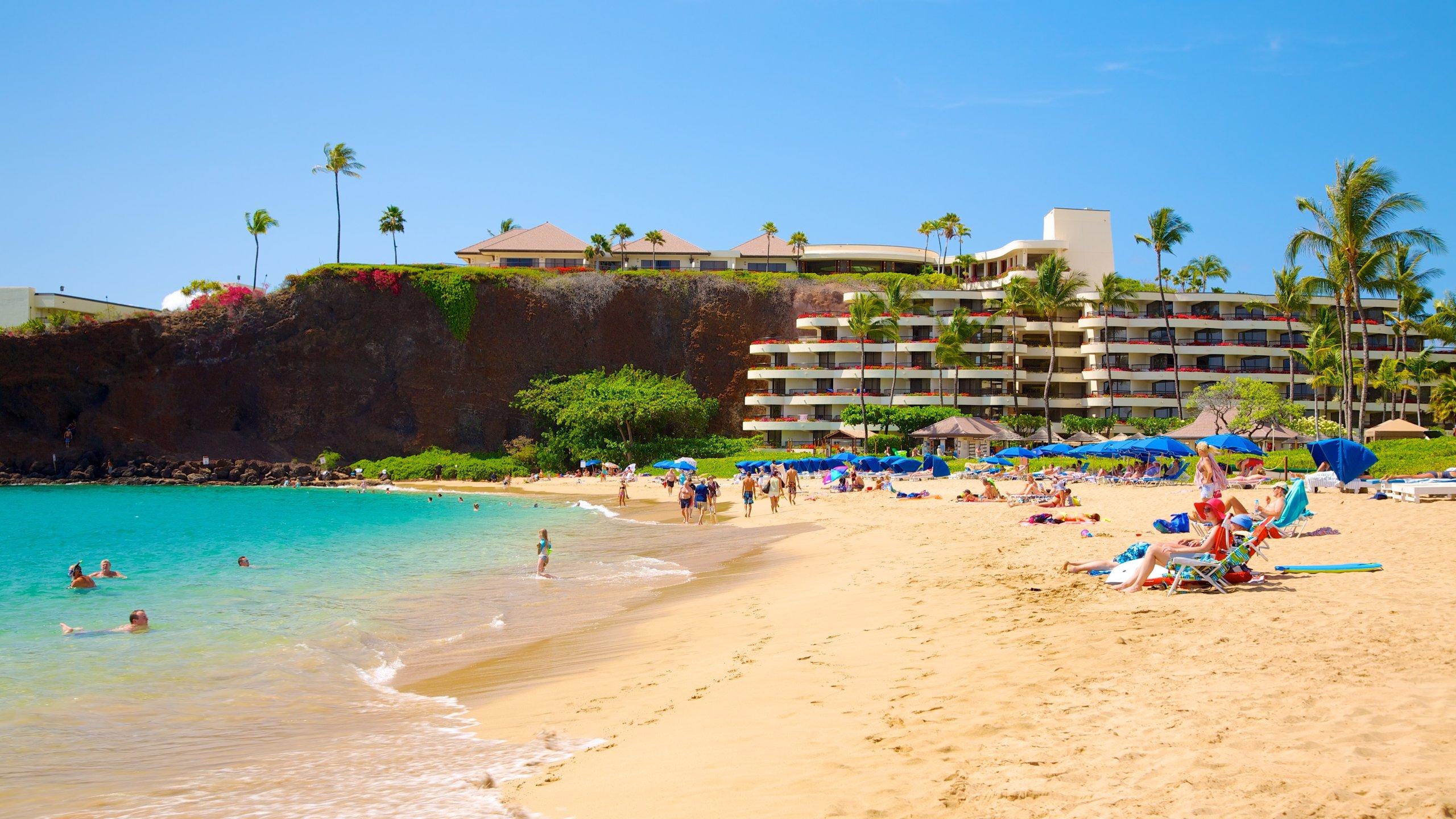 Kaanapali Beach, Lahaina, Hawaii, United States of America