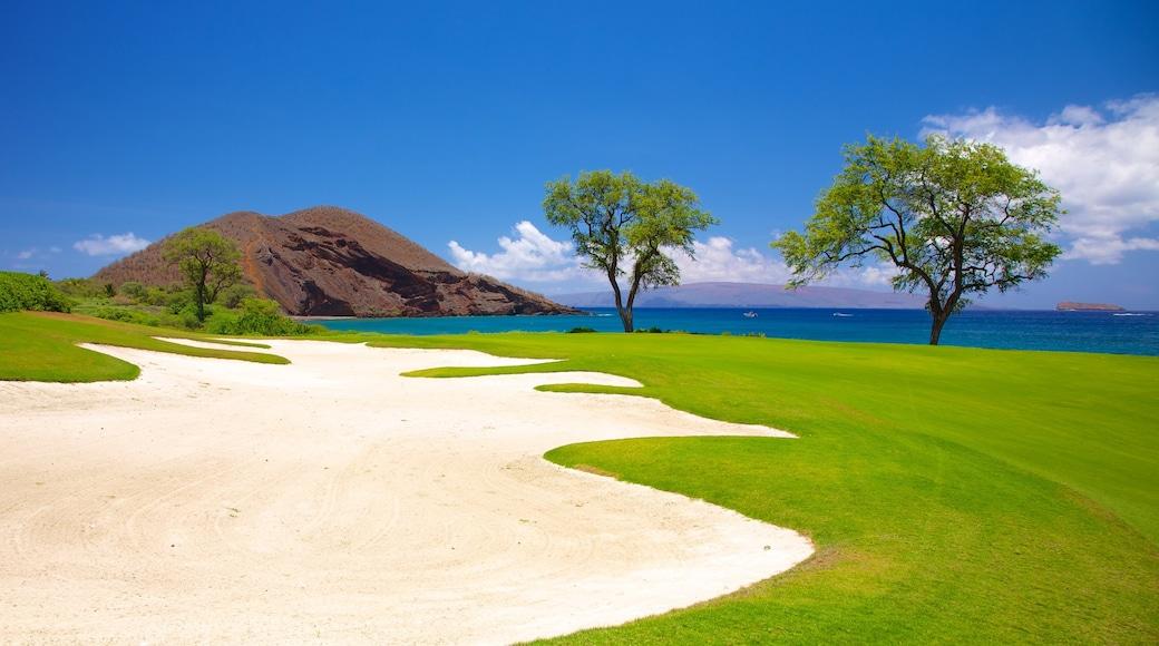 Maluaka Beach featuring landscape views and general coastal views