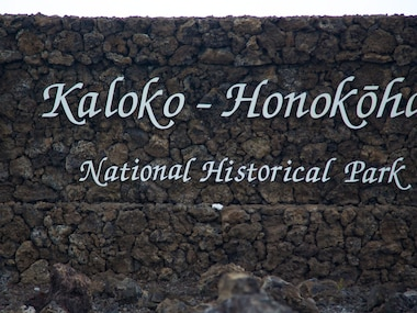 Kaloko-Honokohau National Historical Park