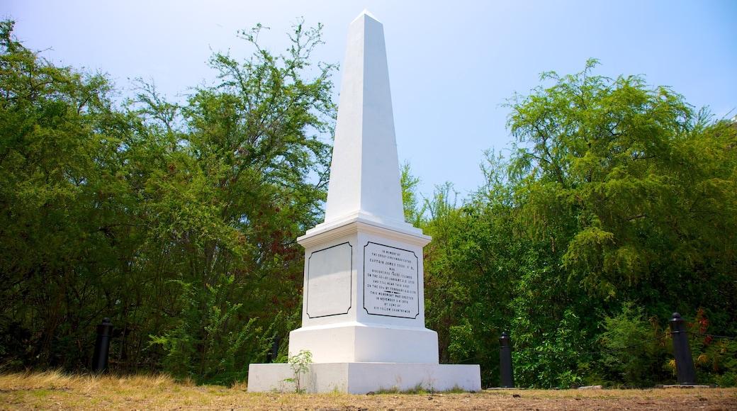 Captain Cook Monument das einen Monument