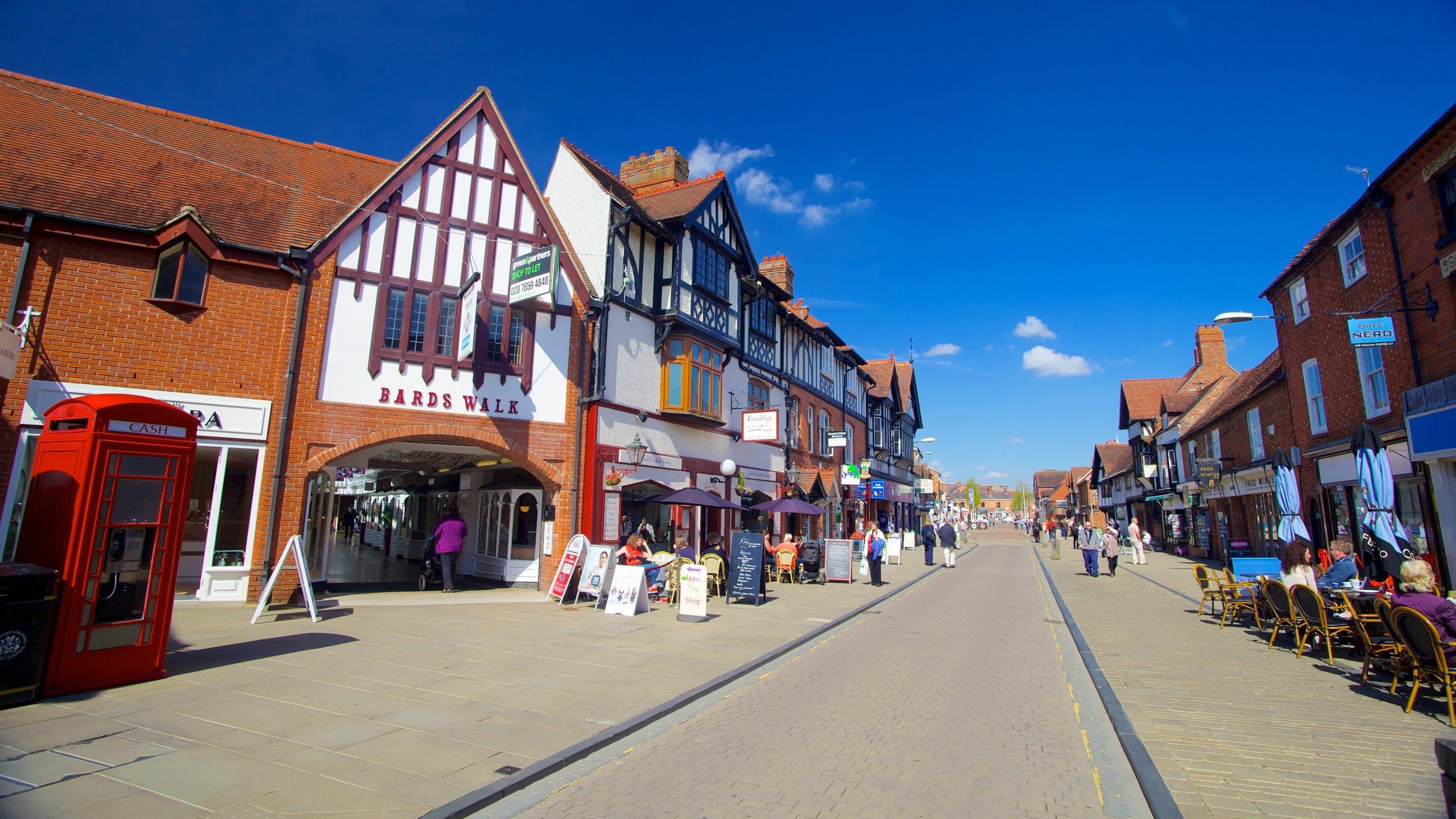 Stratford-upon-Avon, Inglaterra, Reino Unido