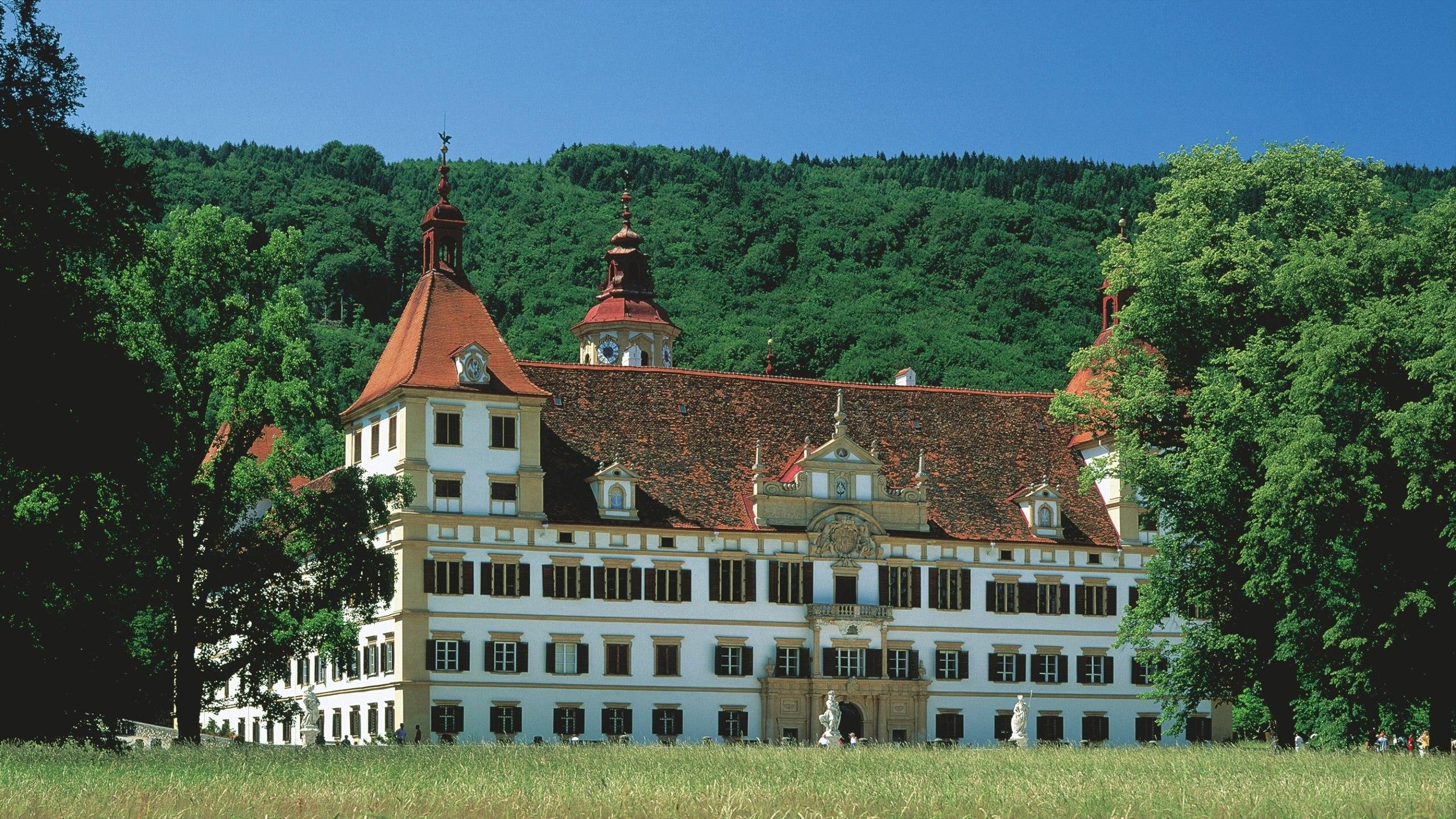 Eggenberg Palace, Graz, Styria, Austria