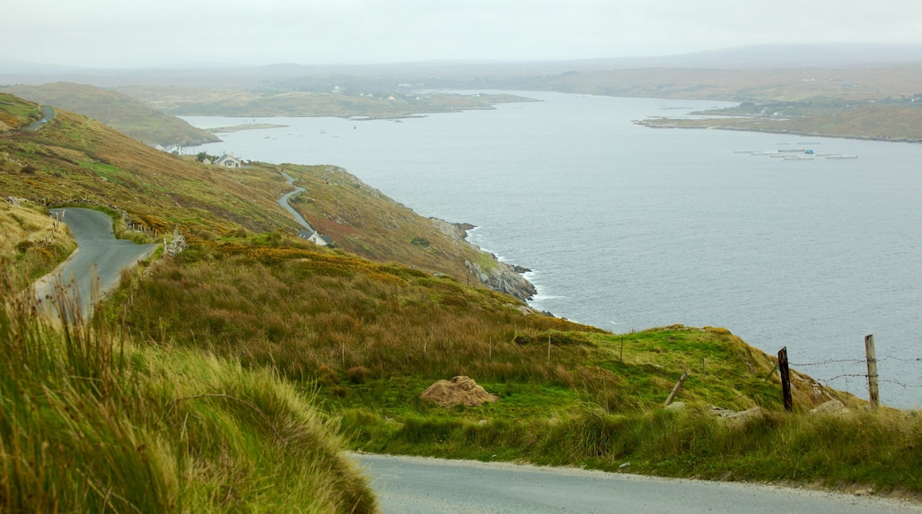 Clifden featuring landscape views, mountains and tranquil scenes