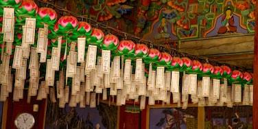 神興寺 其中包括 廟宇或禮拜堂, 內部景觀 和 宗教方面
