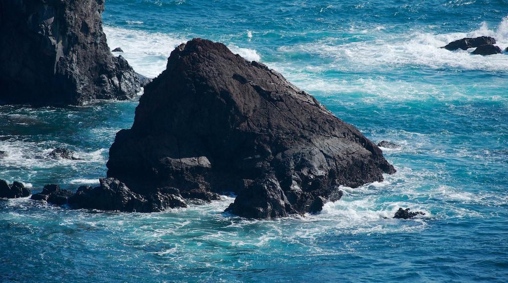 濟州島 呈现出 綜覽海岸風景 和 崎嶇的海岸線